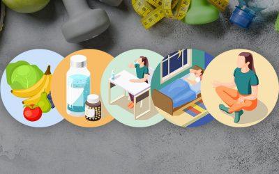 5 Consejos para fortalecer el sistema inmunitario