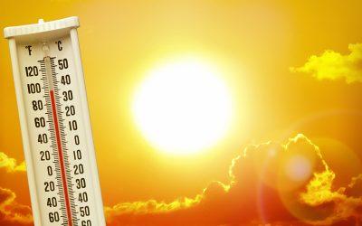 Altas temperaturas y sequía en México 2021